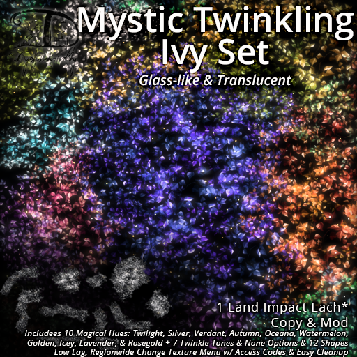 Mystic Twinkling Ivy @ Saturday Sale (Mainstore!)