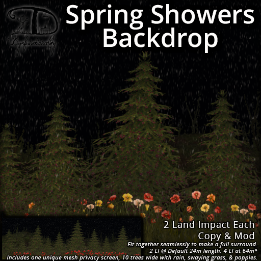 Spring Showers~