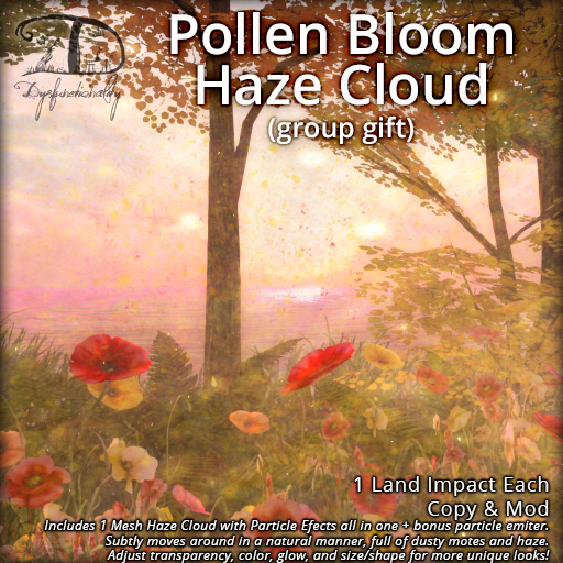 Pollen Bloom! Group Gift ♥