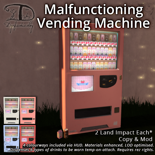 Malfunctioning Vending Machine